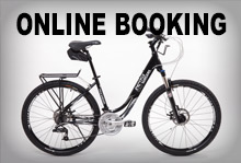 Bike hire - book now